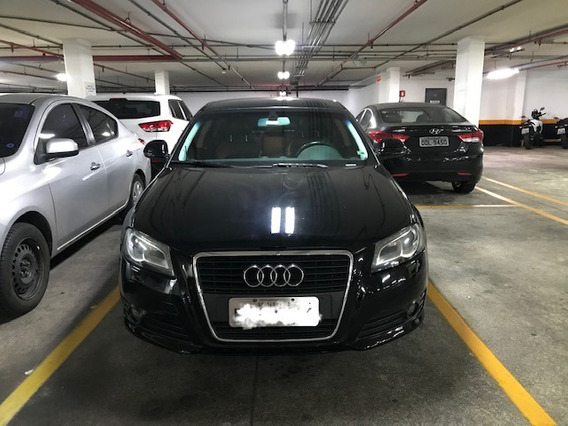 Audi A3 Sport Back 2.0t Fsi Com Toda Manutençao Em Dia