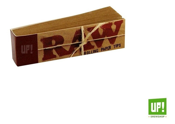 Filtros Tips Raw Classic - Up! Growshop
