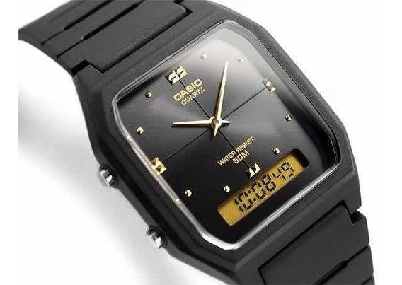 Relógio Casio Classico Aw-48h Retro Unissex Original
