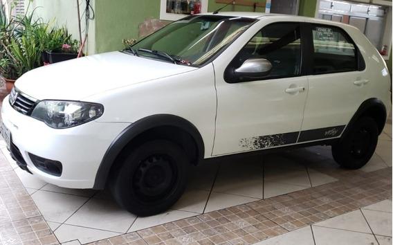 Palio Way Completo 2015 Carro Em Excelente Estado