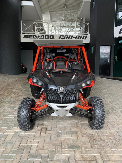 Can-am Maverick Turbo X2 1000 131hp. 2016