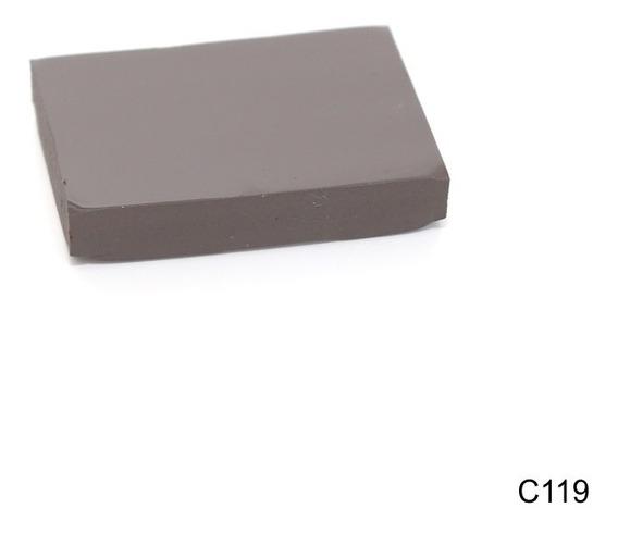 Dissipador Térmico De Silicone 35x25x6 Mm