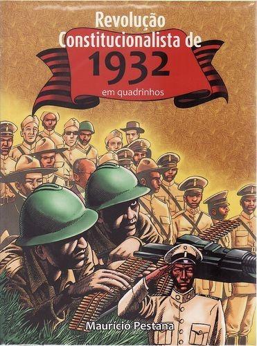 Revolução Constitucionalista De 1932 Em Pestana, Maurício