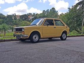 Fiat 147 L 1977/1978 Placa Preta