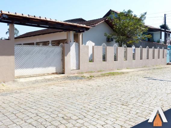 Acrc Imóveis - Casa Comercial Para Locação No Bairro Da Velha - Ca01095 - 34280597