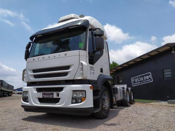 Caminhão Iveco Strallis 480 Traçado 6x4