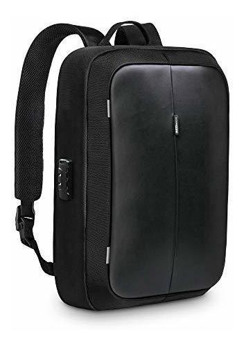 Redlemon Mochila Backpack Antirrobo De Lujo Con Candado