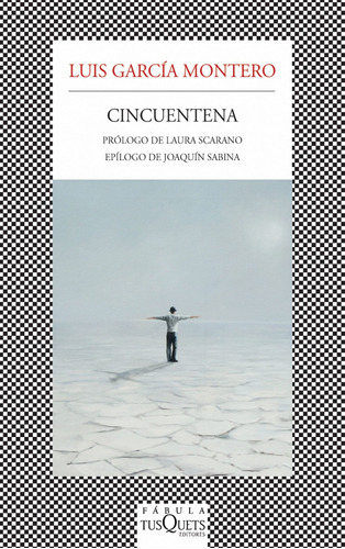 Imagen 1 de 3 de Cincuentena De Luis García Montero - Tusquets