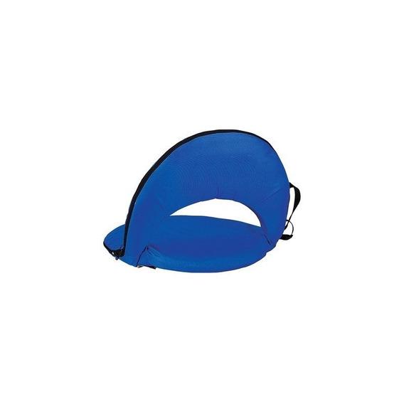 Silla Portátil Acolchada Nation Preferred Blue