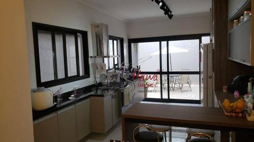 Sobrado Com 3 Dormitórios À Venda, 150 M² Por R$ 1.100.000,00 - Vila Leopoldina - São Paulo/sp - So0626