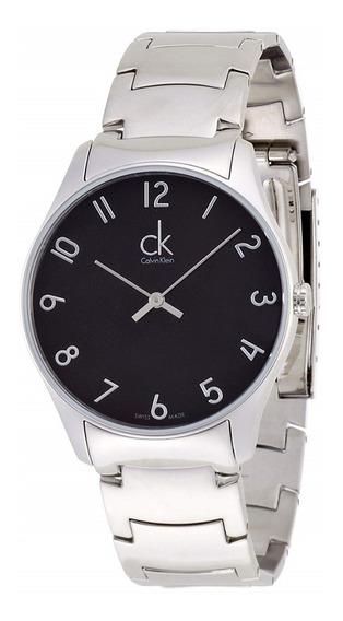 Calvin Klein K4d2114x Classic Aço Inox 12xs/juros Promoção!!