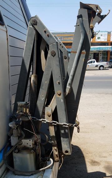 Rampa Hidraulica Para Silla De Ruedas