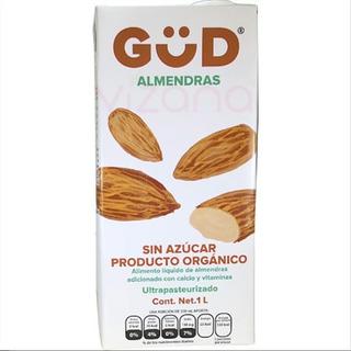 Gud Bebida De Almendras Sin Azucar 1l