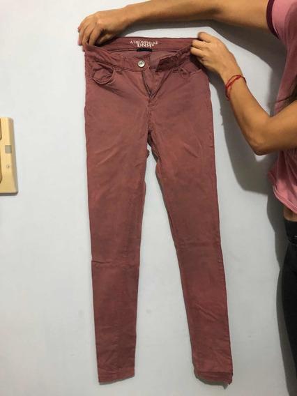 Ropa Bazar Pantalón Para Dama Skinny En Excelente Estado