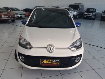 Vw Volks Up Tsi Speed 1.0 Turbo Completo Couro 56000km