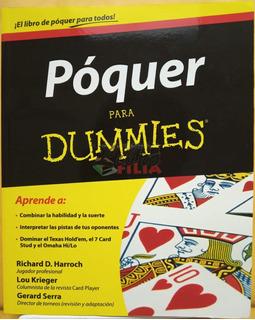 Póquer Para Dummies - Richard Harroch ; Lou Krieger (2011)