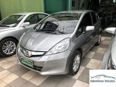 Honda Fit 1.4 Lx 16v Flex 4p Automatico 2014/2014