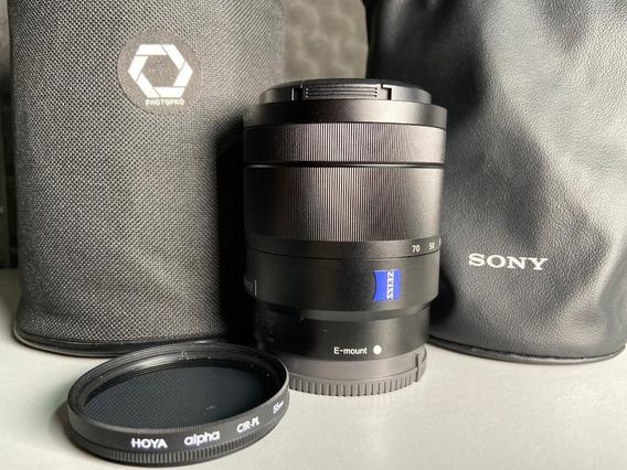 Sony 16-70mm Zeiss Lente Impecável