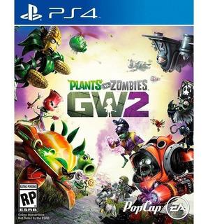 Plants Vs Zombies Garden Warfare 2 Playstation 4