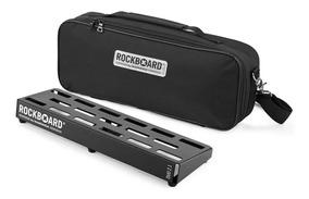 Pedalboard Rockboard Rbo B 2.1 Duob Com Bag + Nf E Grtia