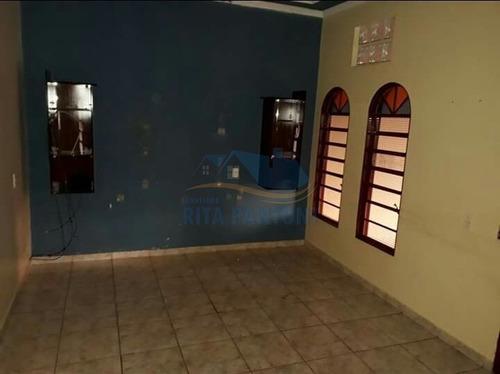 Imagem 1 de 9 de Casa, Avelino Alves Palma, Ribeirão Preto - C4743-v