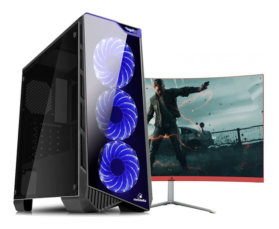 Pc Gamer Monitor 23.8