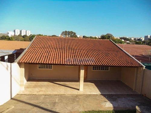 Imagem 1 de 21 de Casa À Venda, 126 M² Por R$ 290.000,00 - Califórnia - Londrina/pr - Ca2243
