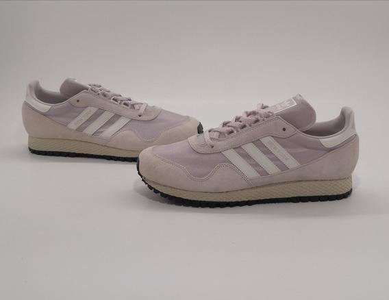 Tenis adidas Originals New York Purhie/white Nasotafi2
