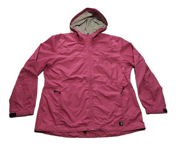 Campera Impermeable Talle Xl Mujer