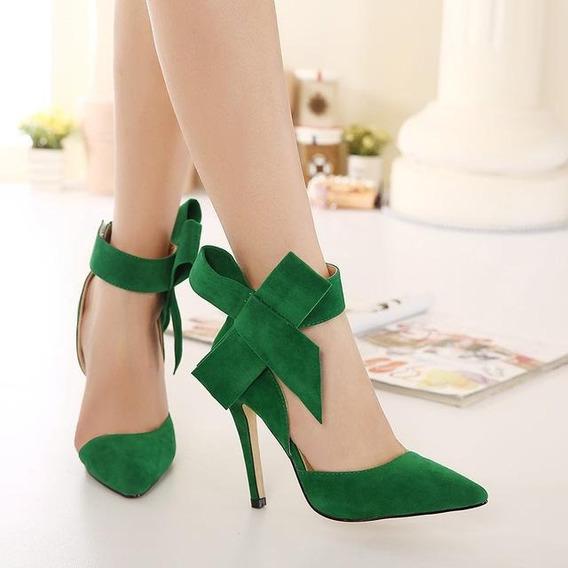 Sapato Feminino Jf 95840 Importado Frete Grátis