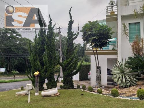 Casa Em Condomínio Em Cidade Parquelandia - Mogi Das Cruzes, Sp - 3289