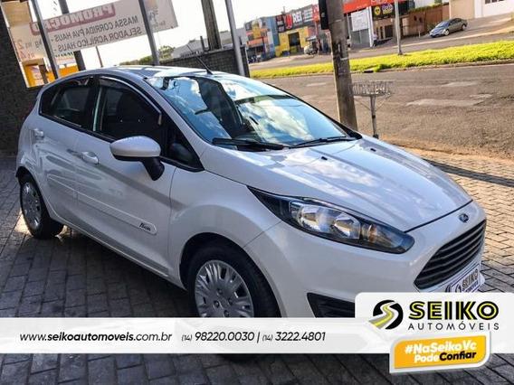 Ford New Fiesta Hatch 1.5 S Flex 2015