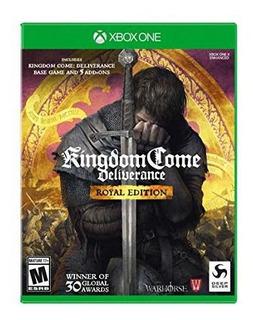 Edicion Real De Kingdom Come Deliverance - Xbox One
