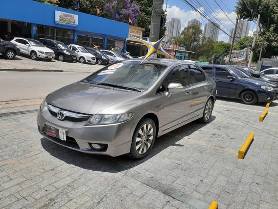 Honda Civic Lxl 1.8 Flex Automatic 2011 $ 38900 Financiamos