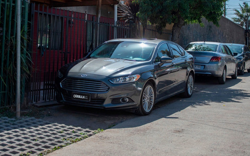 Ford Fusion 2.0 Se Ecoboost At 4p 2015.
