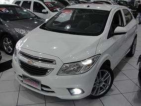 Chevrolet- Onix 1.0 Lt 2015 Flex Completo + Rodas Novíssimo