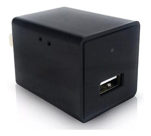Carregador Espiã Ip Wi-fi Camera Imagem Tomada - Espião