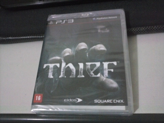 Ps3 - Thief - Lacrado - Frete 6,00