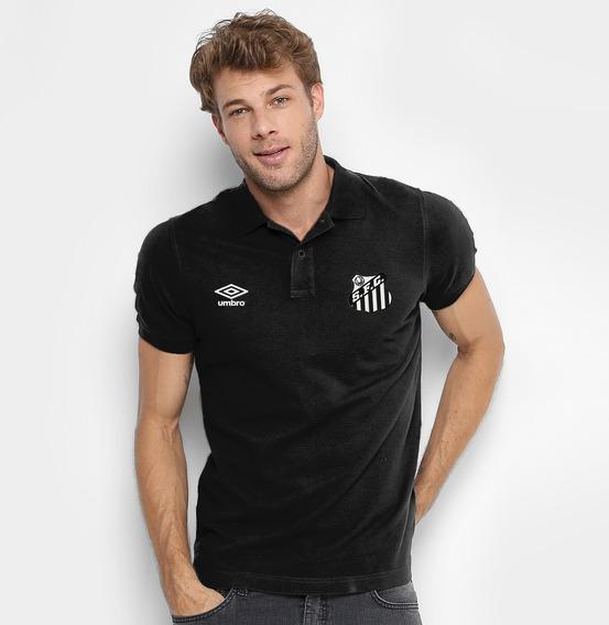 Camisa Santos - Líder Do Campeonato - 100% Bordada