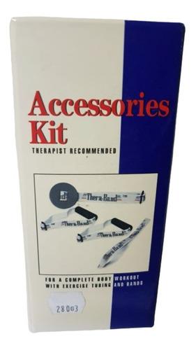 Kit Accesorios Entrenamiento - Bandas Theraband