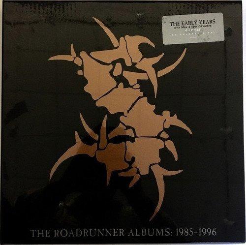 Sepultura The Roadrunner Albums Box Set Cd Nuevo Musicovinyl
