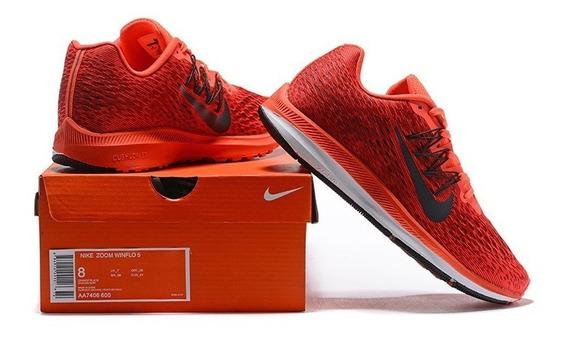 Tenis Sport Hombre Nike Winflo5 Running Talla 27 2,299$