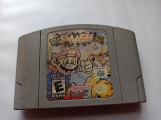 Super Smash Bros N64 Nintendo 64