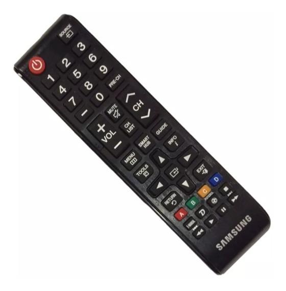 Controle Remoto Samsung Original Tecla Smart-hub Bn98-06046a