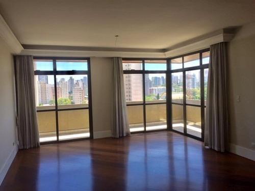 Apartamento Com 4 Dormitórios À Venda - Chácara Santo Antônio (zona Sul) - São Paulo/sp - 15384