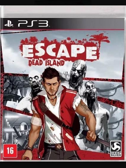 Escape Dead Island (legendado) Ps3 Leia Descrição