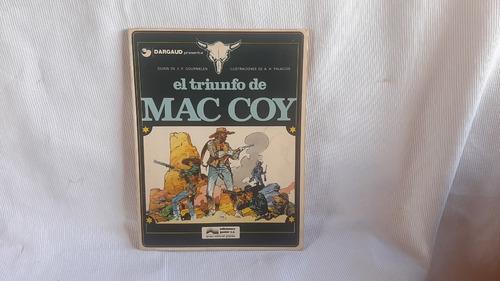 El Triunfo De Mac Coy Gourmelen Palacios Junior Ediciones