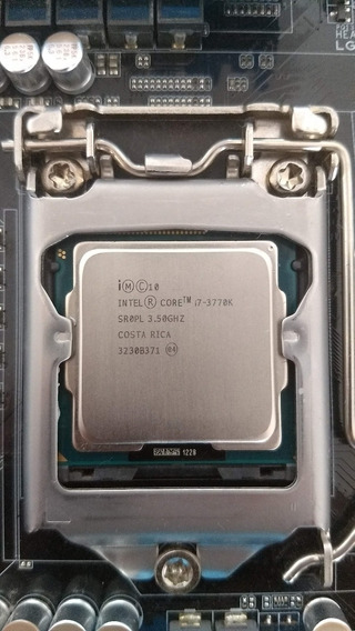 Processador I7-3770k + 16 Gb Vengeance Corsair Low Profile