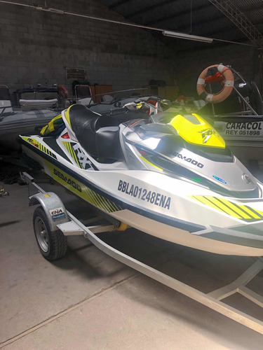 Moto Sea Doo Rxt 300