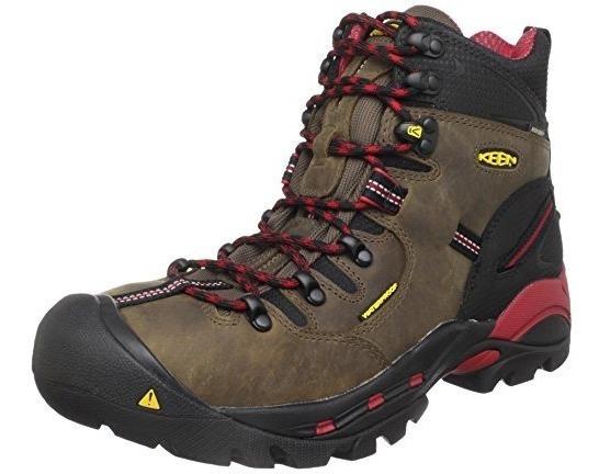 Botas Zapatos Keen Para Hombre Trabajo Industrial Termicas 4